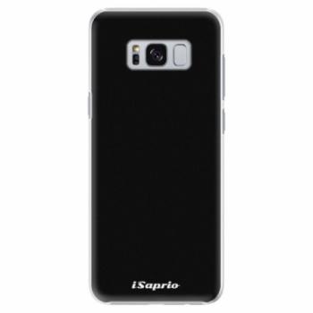 Plastové pouzdro iSaprio - 4Pure - černý - Samsung Galaxy S8 Plus