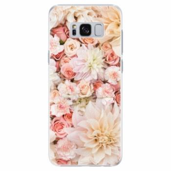 Plastové pouzdro iSaprio - Flower Pattern 06 - Samsung Galaxy S8 Plus