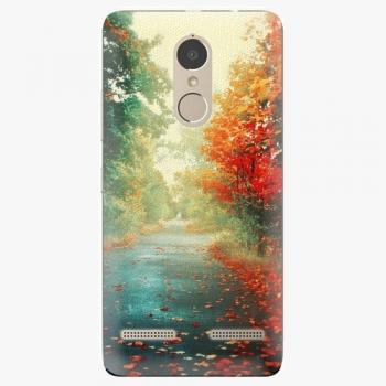 Plastový kryt iSaprio - Autumn 03 - Lenovo K6