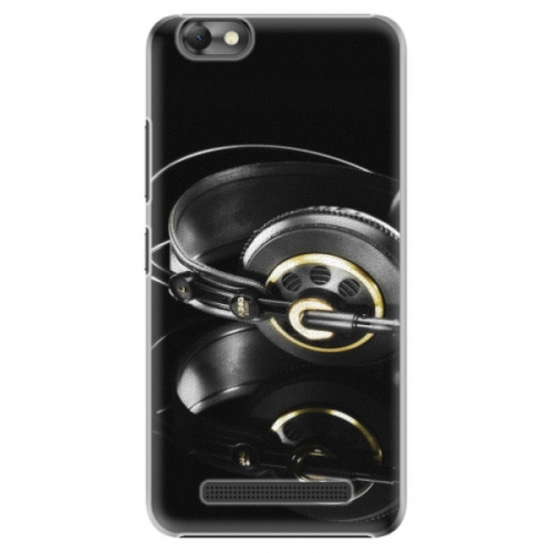 Plastové pouzdro iSaprio - Headphones 02 - Lenovo Vibe C