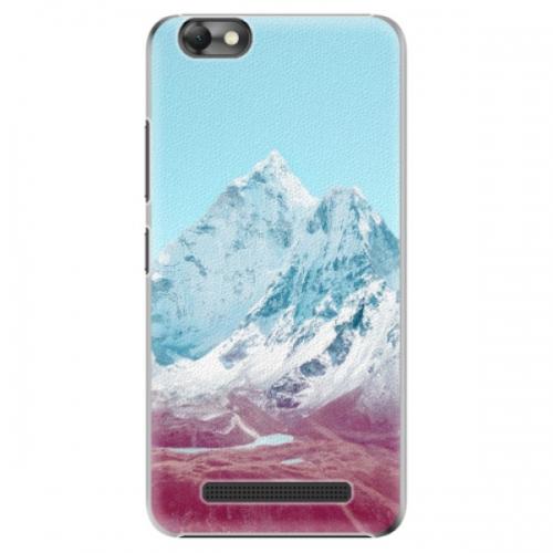 Plastové pouzdro iSaprio - Highest Mountains 01 - Lenovo Vibe C