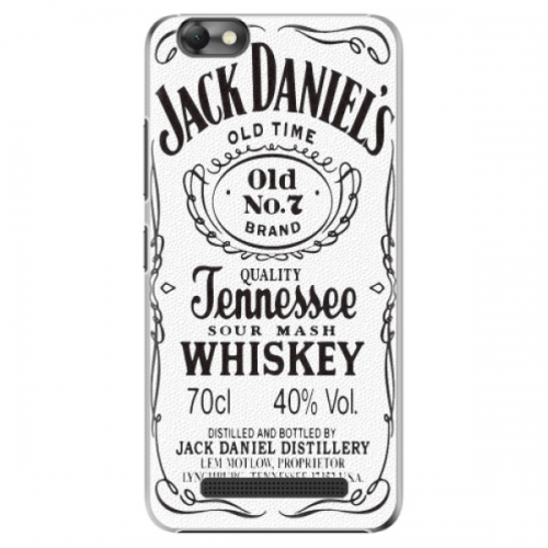 Plastové pouzdro iSaprio - Jack White - Lenovo Vibe C