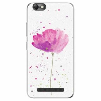 Plastové pouzdro iSaprio - Poppies - Lenovo Vibe C