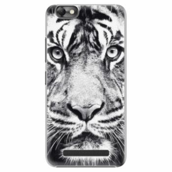 Plastové pouzdro iSaprio - Tiger Face - Lenovo Vibe C