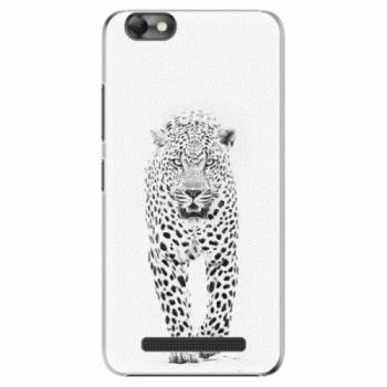 Plastové pouzdro iSaprio - White Jaguar - Lenovo Vibe C