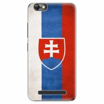 Plastové pouzdro iSaprio - Slovakia Flag - Lenovo Vibe C