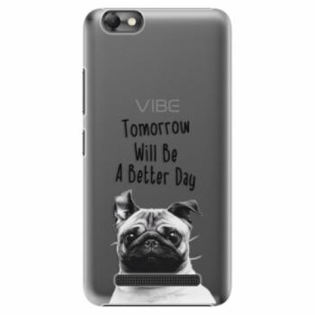 Plastové pouzdro iSaprio - Better Day 01 - Lenovo Vibe C
