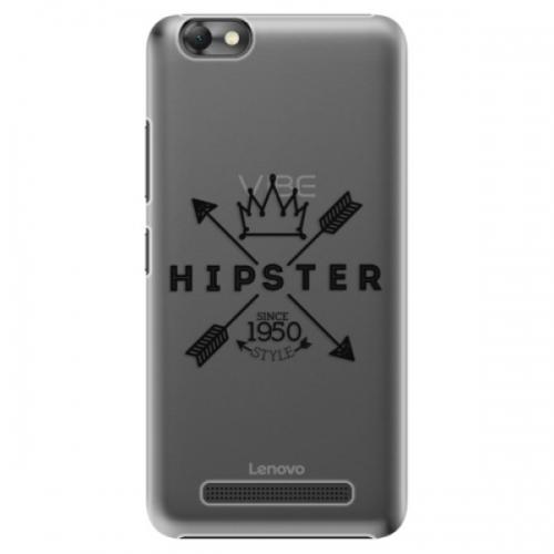 Plastové pouzdro iSaprio - Hipster Style 02 - Lenovo Vibe C