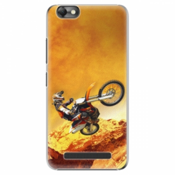 Plastové pouzdro iSaprio - Motocross - Lenovo Vibe C