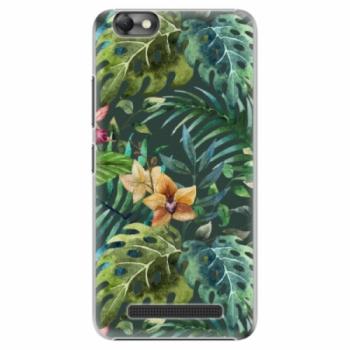 Plastové pouzdro iSaprio - Tropical Green 02 - Lenovo Vibe C