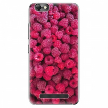 Plastové pouzdro iSaprio - Raspberry - Lenovo Vibe C