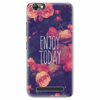 Plastové pouzdro iSaprio - Enjoy Today - Lenovo Vibe C