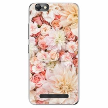 Plastové pouzdro iSaprio - Flower Pattern 06 - Lenovo Vibe C