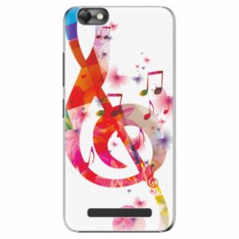 Plastové pouzdro iSaprio - Love Music - Lenovo Vibe C