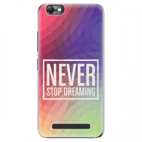 Plastové pouzdro iSaprio - Dreaming - Lenovo Vibe C