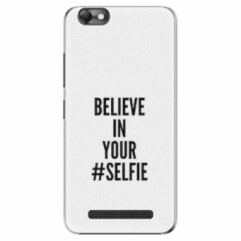Plastové pouzdro iSaprio - Selfie - Lenovo Vibe C