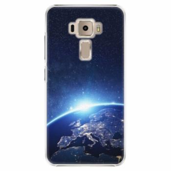 Plastové pouzdro iSaprio - Earth at Night - Asus ZenFone 3 ZE520KL
