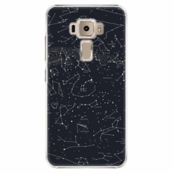 Plastové pouzdro iSaprio - Night Sky 01 - Asus ZenFone 3 ZE520KL