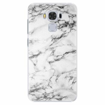 Plastové pouzdro iSaprio - White Marble 01 - Asus ZenFone 3 Max ZC553KL