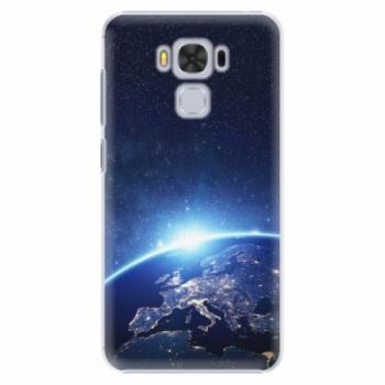 Plastové pouzdro iSaprio - Earth at Night - Asus ZenFone 3 Max ZC553KL