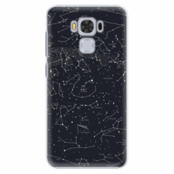 Plastové pouzdro iSaprio - Night Sky 01 - Asus ZenFone 3 Max ZC553KL