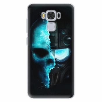Plastové pouzdro iSaprio - Roboskull - Asus ZenFone 3 Max ZC553KL
