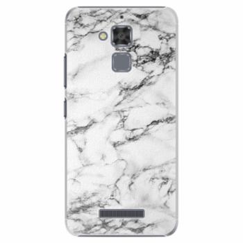 Plastové pouzdro iSaprio - White Marble 01 - Asus ZenFone 3 Max ZC520TL