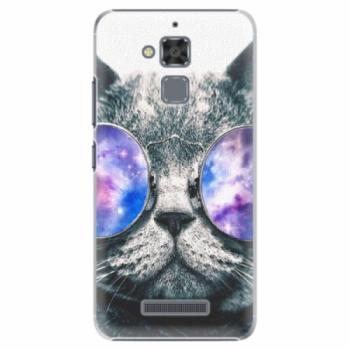 Plastové pouzdro iSaprio - Galaxy Cat - Asus ZenFone 3 Max ZC520TL