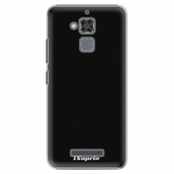 Plastové pouzdro iSaprio - 4Pure - černý - Asus ZenFone 3 Max ZC520TL