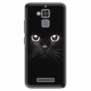 Plastové pouzdro iSaprio - Black Cat - Asus ZenFone 3 Max ZC520TL