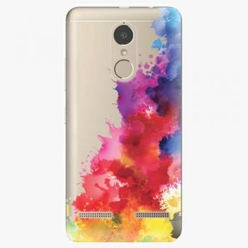 Plastový kryt iSaprio - Color Splash 01 - Lenovo K6