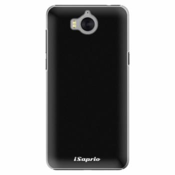 Plastové pouzdro iSaprio - 4Pure - černý - Huawei Y5 2017 / Y6 2017
