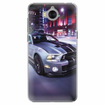 Plastové pouzdro iSaprio - Mustang - Huawei Y5 2017 / Y6 2017