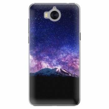 Plastové pouzdro iSaprio - Milky Way - Huawei Y5 2017 / Y6 2017