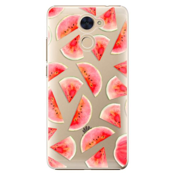 Plastové pouzdro iSaprio - Melon Pattern 02 - Huawei Y7 / Y7 Prime