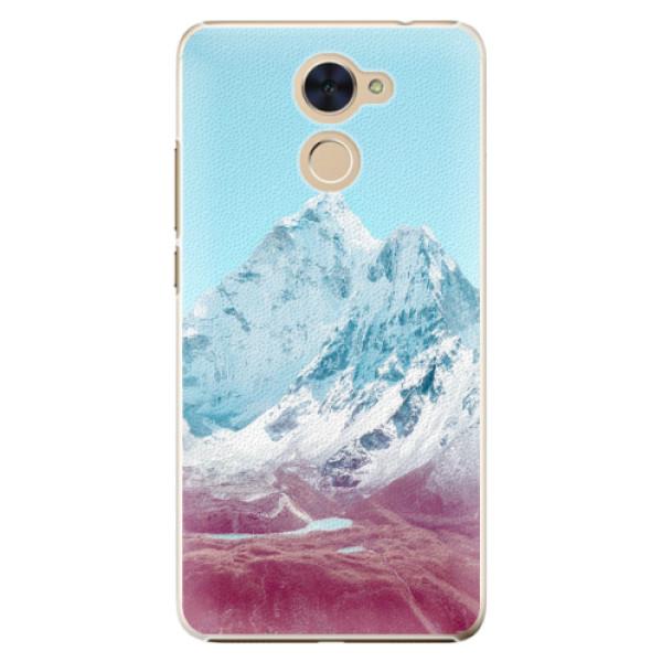 Plastové pouzdro iSaprio - Highest Mountains 01 - Huawei Y7 / Y7 Prime