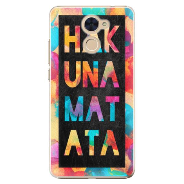 Plastové pouzdro iSaprio - Hakuna Matata 01 - Huawei Y7 / Y7 Prime