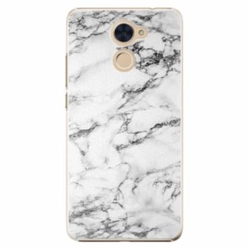 Plastové pouzdro iSaprio - White Marble 01 - Huawei Y7 / Y7 Prime