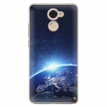 Plastové pouzdro iSaprio - Earth at Night - Huawei Y7 / Y7 Prime
