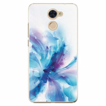Plastové pouzdro iSaprio - Abstract Flower - Huawei Y7 / Y7 Prime