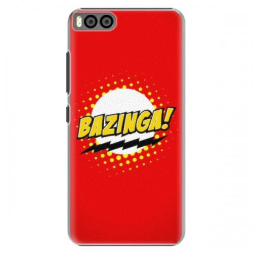 Plastové pouzdro iSaprio - Bazinga 01 - Xiaomi Mi6