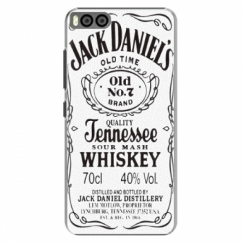 Plastové pouzdro iSaprio - Jack White - Xiaomi Mi6