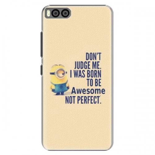 Plastové pouzdro iSaprio - Be Awesome - Xiaomi Mi6