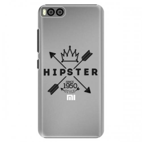Plastové pouzdro iSaprio - Hipster Style 02 - Xiaomi Mi6