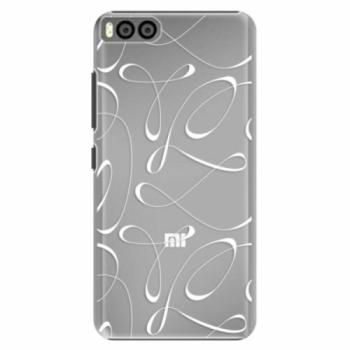 Plastové pouzdro iSaprio - Fancy - white - Xiaomi Mi6