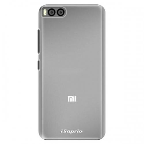Plastové pouzdro iSaprio - 4Pure - mléčný bez potisku - Xiaomi Mi6