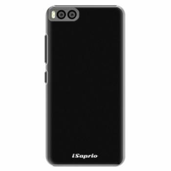 Plastové pouzdro iSaprio - 4Pure - černý - Xiaomi Mi6