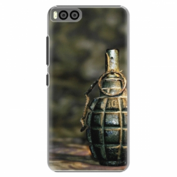 Plastové pouzdro iSaprio - Grenade - Xiaomi Mi6