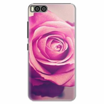 Plastové pouzdro iSaprio - Pink Rose - Xiaomi Mi6