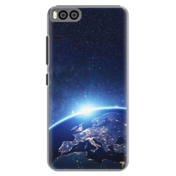 Plastové pouzdro iSaprio - Earth at Night - Xiaomi Mi6